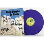 DEEP PURPLE - In Rock / limitált színes vinyl bakelit / LP