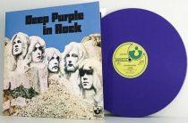 DEEP PURPLE - In Rock / limitált színes vinyl bakelit / LP