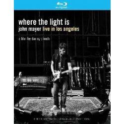 JOHN MAYER - Where The Light Is Blu-Ray BRD