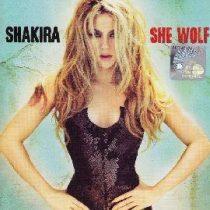 SHAKIRA - She Wolf CD