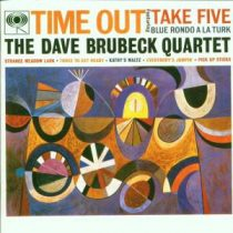 DAVE BRUBECK - Time Out CD