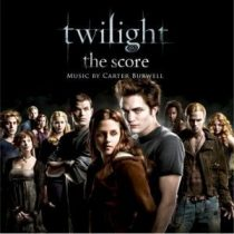 FILMZENE - Twilight Alkonyat The Score aláfestő zene CD