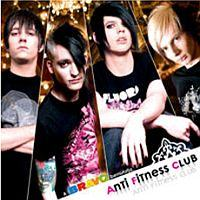 ANTI FITNESS CLUB - Anti Fitness Club CD