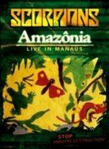 SCORPIONS - Amazonia Live In The Jungle DVD