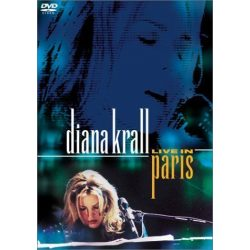 DIANA KRALL - Live In Paris DVD
