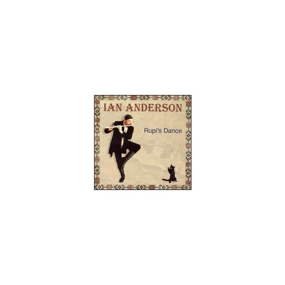 IAN ANDERSON - Rupi's Dance CD