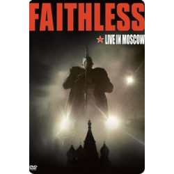 FAITHLESS - Moscow - The Greatest Hits Live DVD