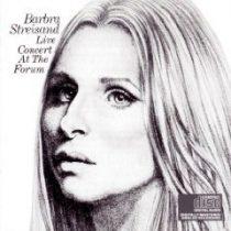 BARBRA STREISAND - Live Concert At The Forum CD