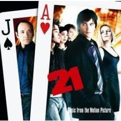 FILMZENE - 21 Las Vegas Ostroma CD