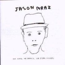 JASON MRAZ - We Sing We Dance We Steal Things CD