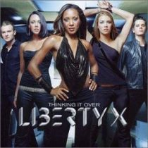 LIBERTY X - Thinking It Over CD