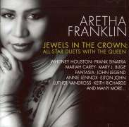 ARETHA FRANKLIN - Jewels In The Crown: All Star Duets With The Queen CD