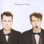 PET SHOP BOYS - Actually CD