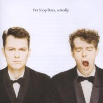 PET SHOP BOYS - Actually CD