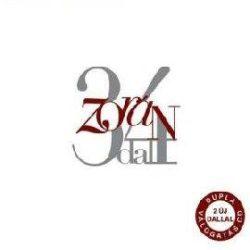 ZORÁN - 34 Dal / 2cd / CD