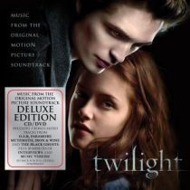 FILMZENE - Twilight Alkonyat /deluxe cd+dvd/ soundtrack CD