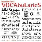 BOBBY MCFERRIN - Vocabularies CD