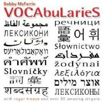BOBBY MCFERRIN - Vocabularies CD