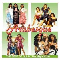 ARABESQUE - Best Of 4. Megamixes / 2cd / CD