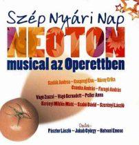 MUSICAL ROCKOPERA - Szép Nyári Nap Neoton Musical CD