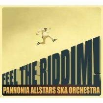 PANNÓNIA ALLSTARS SKA ORCHESTRA - Feel The Riddim CD