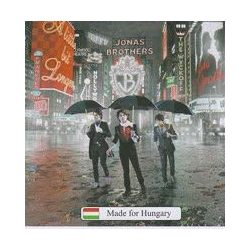 JONAS BROTHERS - A Little Bit Longer CD