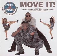 REEL 2 REAL - Move It CD