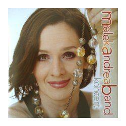 MALEK ANDREA - Koncert CD
