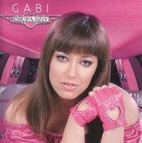 BABY GABI - Csupaszív CD