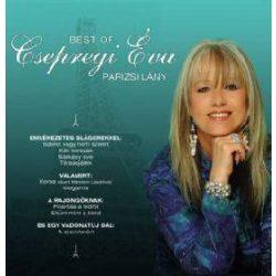 CSEPREGI ÉVA - Best Of Párizsi Lány CD