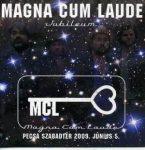MAGNA CUM LAUDE - Jubileumi Koncert / 2cd / CD