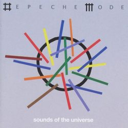 DEPECHE MODE - Sounds Of The Universe CD