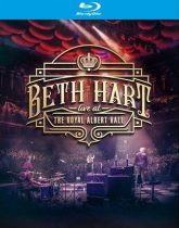 BETH HART - Live At The Royal Albert Hall / blu-ray / BRD