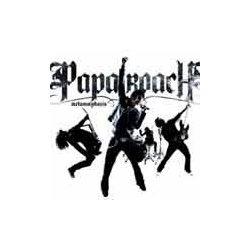 PAPA ROACH - Metamorphosis CD