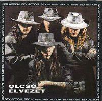 SEX ACTION - Olcsó Élvezet CD