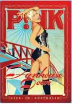 PINK - Funhouse Tour Live In Australia DVD