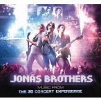 JONAS BROTHERS - 3D Concert Experience CD