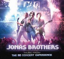 JONAS BROTHERS - 3D Concert Experience CD