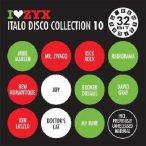 VÁLOGATÁS - I Love ZYX Italo Disco Collection vol.10 / 3CD