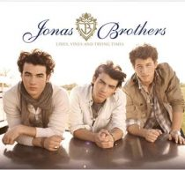 JONAS BROTHERS - Lines, Vines And Trying Times CD