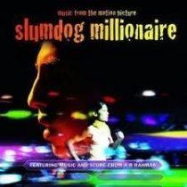 FILMZENE - Slumdog Millionaire /Gettó Milliomos/ CD