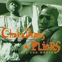 CHAKA DEMUS & THE PLIERS - Tease Me CD