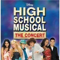 FILMZENE - High School Musical The Concert CD