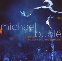 MICHAEL BUBLE - Michael Buble Meets Madison Square Garden live special fan edition +bonus tracks /cd+dvd/ CD