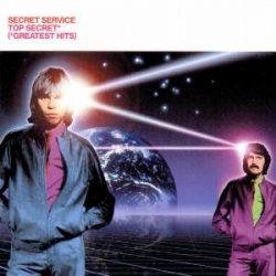 SECRET SERVICE - Top Secret CD
