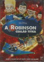 MESEFILM - A Robinson Család Titka DVD