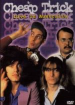 CHEAP TRICK - Live In Australia DVD