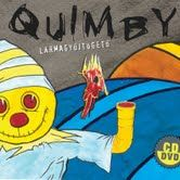 QUIMBY - Lármagyűjtögető /cd+dvd/ CD