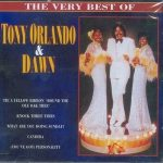 TONY ORLANDO - The Best Of CD