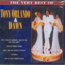TONY ORLANDO - The Best Of CD